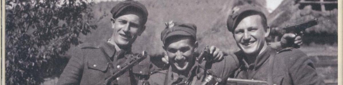 65. rocznica śmierci Łupaszki
