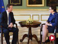 """Kopacz spotyka się z premierem Wielkiej Brytanii ws. zmian w UE. """"Rozmowy będą naprawdę trudne"""""""