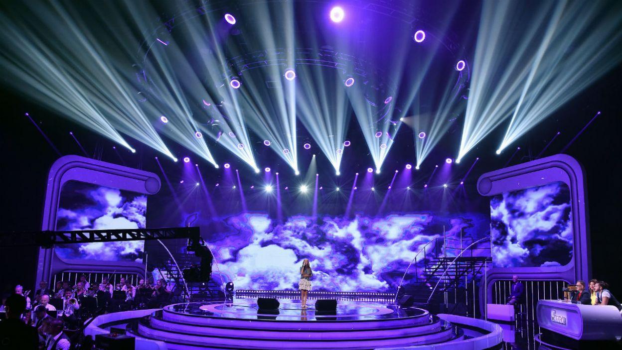 – Ty masz wszystkie elementy, żeby zostać wielką gwiazdą – usłyszała od Hirka Wrony Daria (fot. I.Sobieszczuk/TVP)