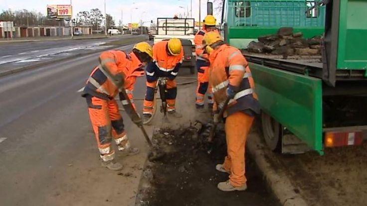 Przez cały tydzień na kilku olsztyńskich ulicach potrwają prace drogowców