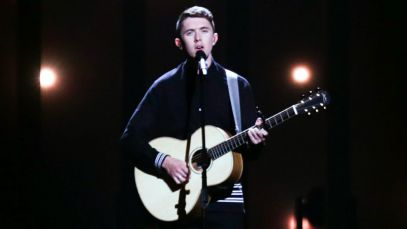 "Finał – Irlandia: Ryan O'Shaughnessy – ""Together"""