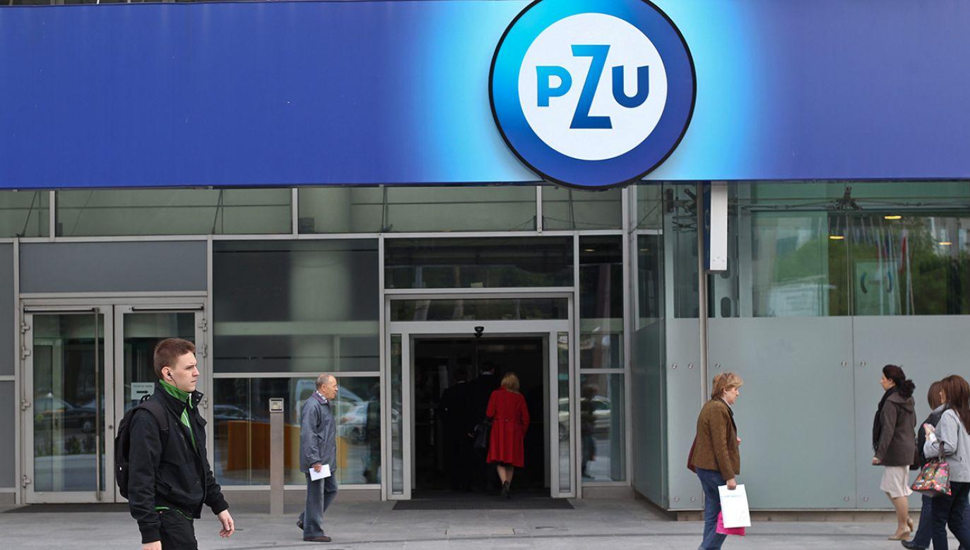 Grupa PZU zaktualizowała strategię rozwoju do 2020 roku (fot. arch.PAP/Rafał Guz)