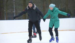 Mostowiakowie na lodzie!