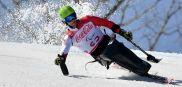 Paraolimpiada: szóste miejsce Sikorskiego w slalomie