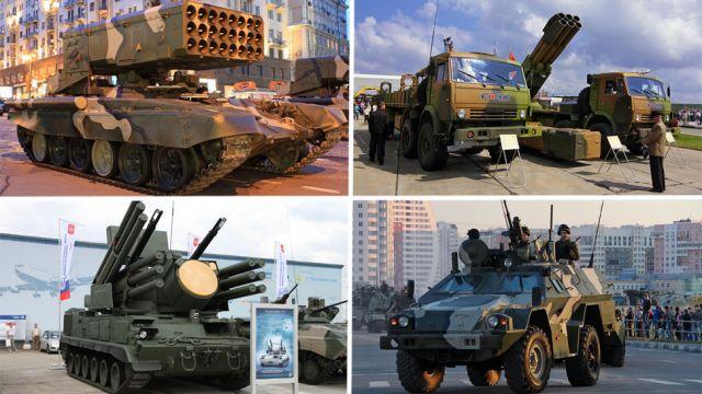 Buratino, Tornada, Wystrieły. Kijów: Rosjanie ściągają do Donbasu swoją najnowocześniejszą broń