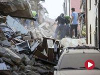 Przybywa ofiar kataklizmu we Włoszech. Cały czas pojawiają się wstrząsy wtórne