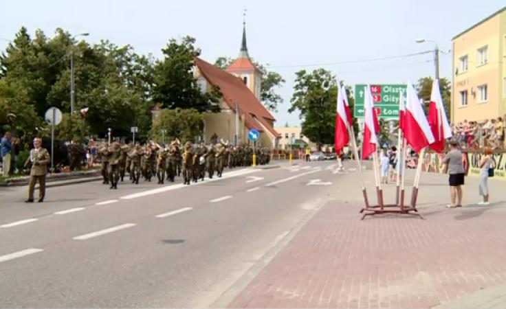 Wojskowa stolica Polski świętuje. Oprawa obchodów była szczególna
