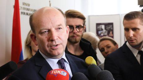Minister zdrowia Konstanty Radziwiłł, fot.  PAP/Paweł Supernak