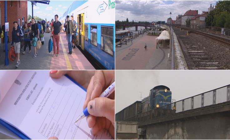 Można wziąć udział w konsultacjach dot. kolei
