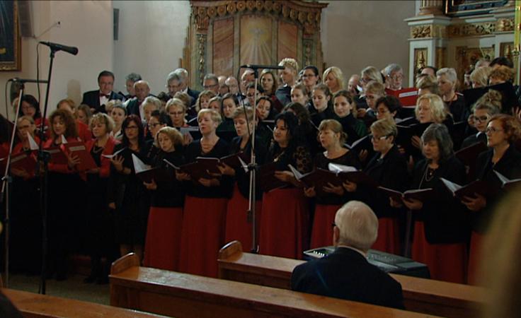 """""""Gaude Mater Polonia"""" i """"Rota"""" na festiwalu muzyki chóralnej"""
