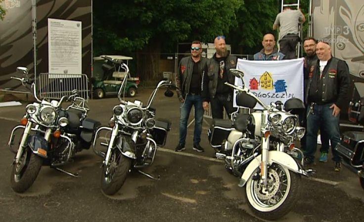Harleyowcy z całego świata zjeżdżają do Myślęcinka