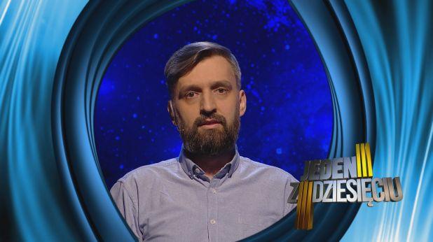 Robert Zieliński - zwycięzca 11 odcinka 107 edycji