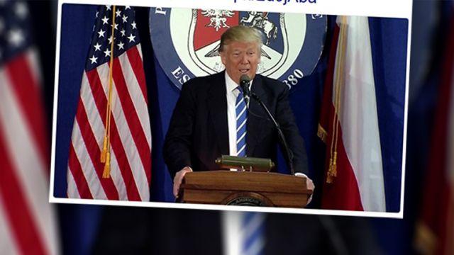 """Donald Trump obiecuje zniesienie wiz dla Polaków. """"Załatwię to"""""""