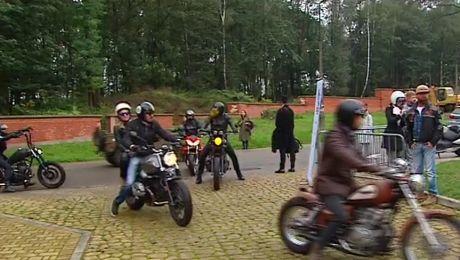 Motocyklowi gentelmeni walczą z rakiem prostaty