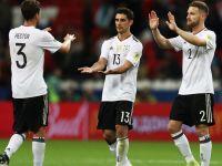 Spokój Niemców i rekord Sancheza.
