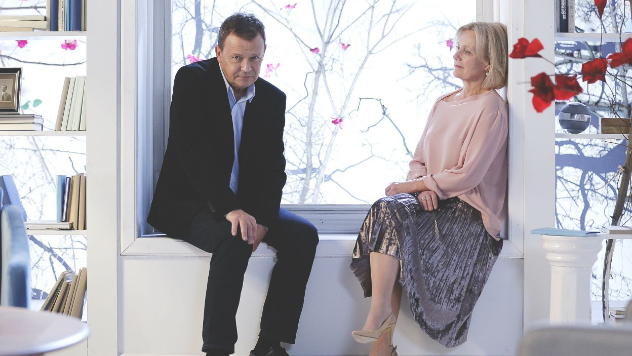 Joanna Murray-Smith to obecnie najbardziej znana australijska autorka sztuk teatralnych. Obsypana nagrodami pisarka, scenarzystka i dziennikarka (fot. N. Młudzik TVP)