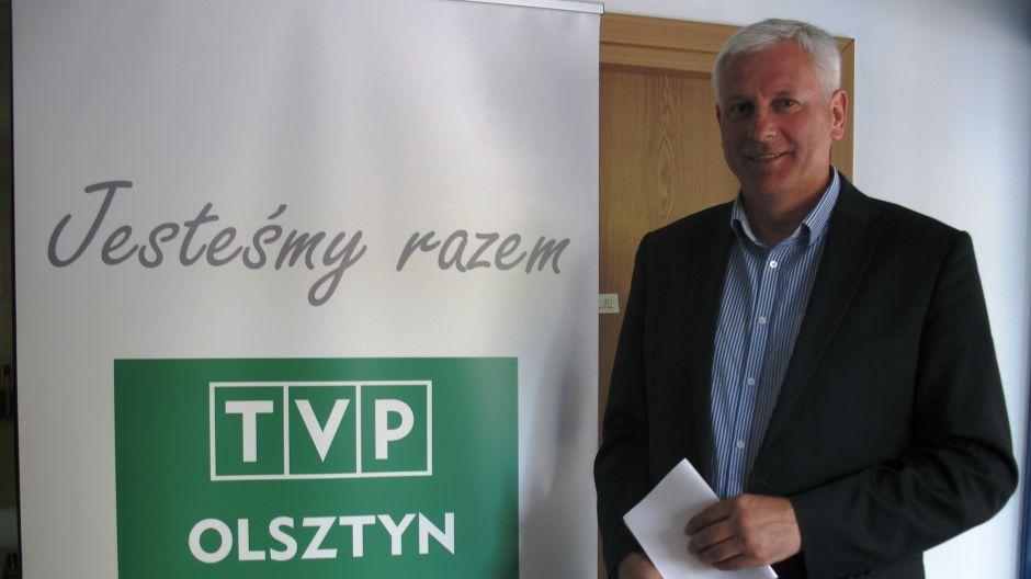 Piotr Jakubowski, burmistrz Mikołajek.