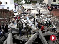 Wylot polskich strażaków do Nepalu opóźniony. Wstrząsy wtórne uniemożliwiają lot do Katmandu