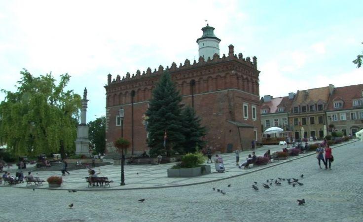 Sandomierz: Kolejne zmiany w Ratuszu