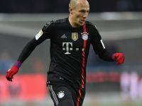 Robben: nie zasłużyliśmy na wygraną, ale...