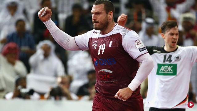 Borja Vidal – koszykarz w reprezentacji Kataru