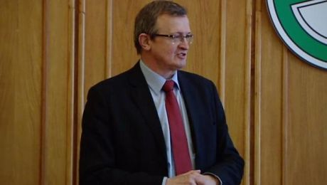 Z sympatykami ugrupowania Tadeusz Cymański rozmawiał miedzy innymi o kampanii prezydenckiej.