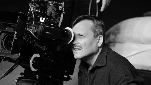 Witold Adamek był zaangażowany w wiele projektów (fot. arch. TVP/Jan Bogacz)