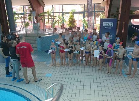 10 Telewizyjna Szkoła Pływania zakończona