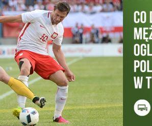 Co drugi mężczyzna 25+ oglądał mecz Polska - Litwa w TVP