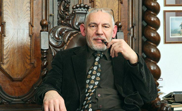 Prof. Andrzej Sokala od trzech lat jest prorektorem UMK ds. studenckich i polityki kadrowej (fot. Andrzej Romański)