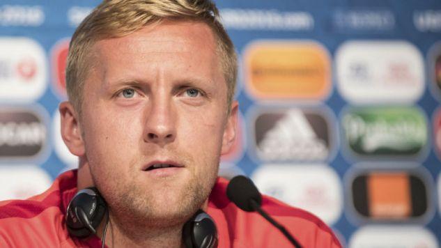 Kamil Glik (fot. PAP/EPA/UEFA / HANDOUT)