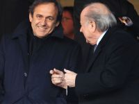 Komisja Etyki FIFA zawiesiła Blattera i Platiniego