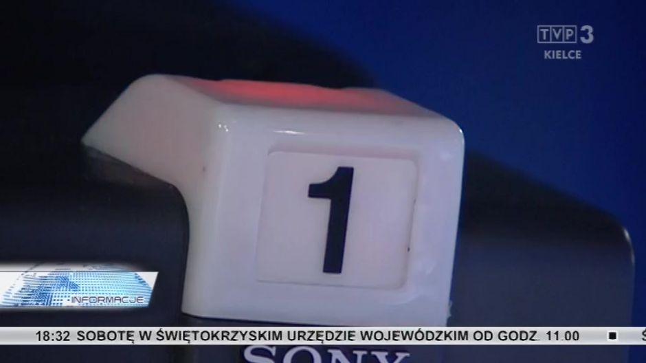 TVP3 Kielce liderem