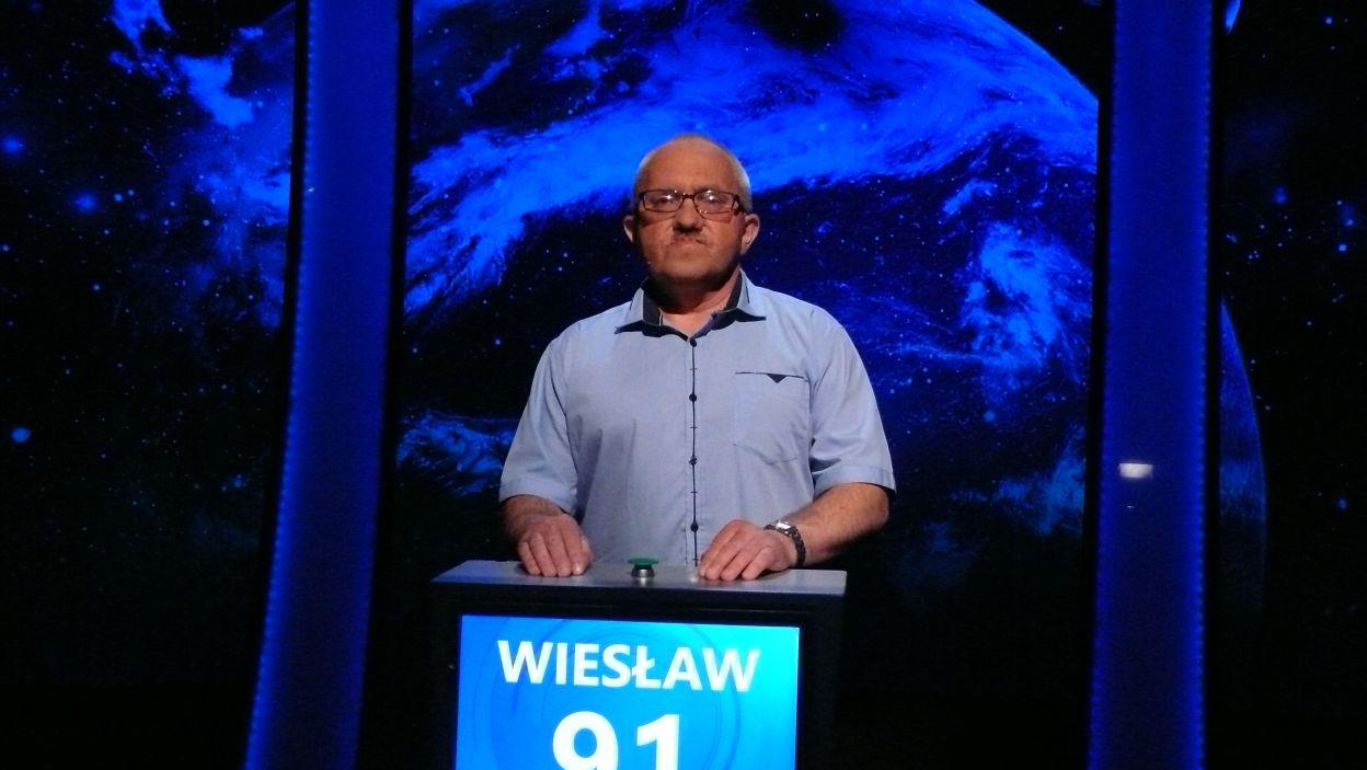Wiesław Chwajta - zwycięzca 15 odcinka 106 edycji