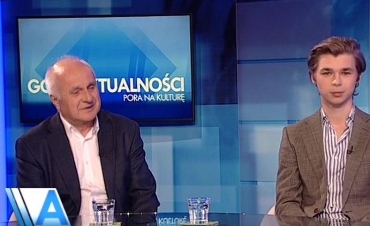Bernard Steuer i Łukasz Dyczko