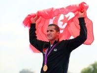 Oussama Mellouli wygrał pływacki maraton (fot. Getty Images)