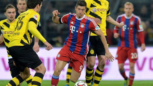 Puchar Niemiec: Bayern vs BVB o finał. Dziś w TVP
