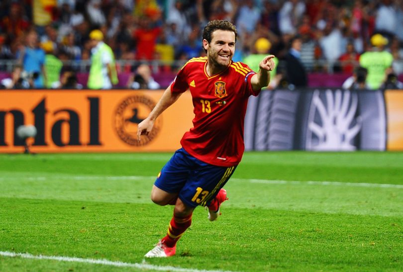 Juan Manuel Mata (fot. Getty Images)