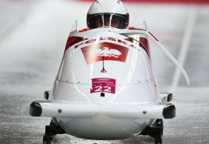 Progres polskiej bobslejowej czwórki na treningach