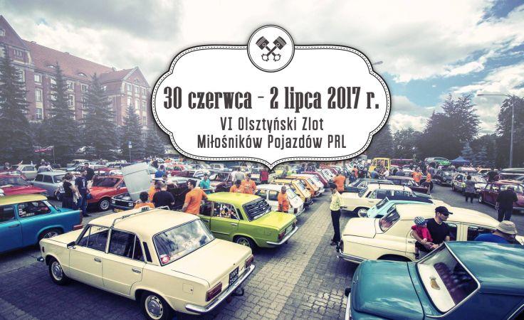 W programie zjazdu organizatorzy przewidzieli m.in. wystawę w centrum Olsztyna