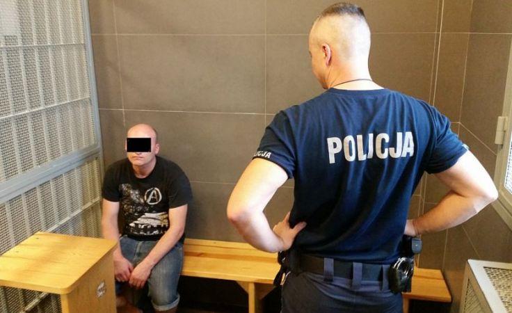 Fot.: Mat. operacyjne policji/policja.waw.pl
