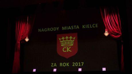 Nagrody Kielc rozdane. Znamy laureatów! Fot.: Kamila Błaszkiewicz
