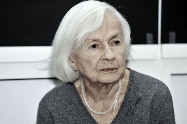 19 lutego zmarła w wieku 102 lat Danuta Szaflarska. Aktorka słynęła nie tylko ze swoich ról, ale również życiowych porad (fot. TVP)