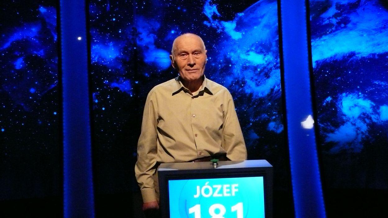 Józef Jaros - zwycięzca 2 odcinka 102 edycji