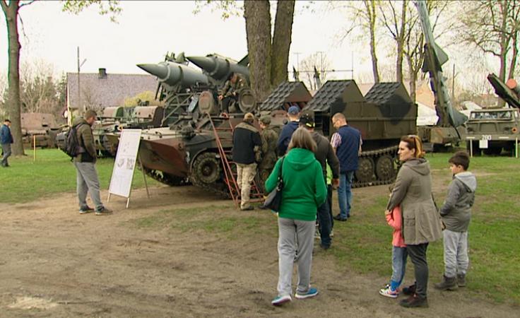 Militarne cuda na bombowej imprezie w Muzeum Wojskowym