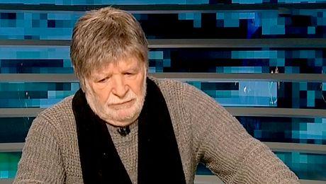 prof. Szewach Weiss (fot. arch. TVP)