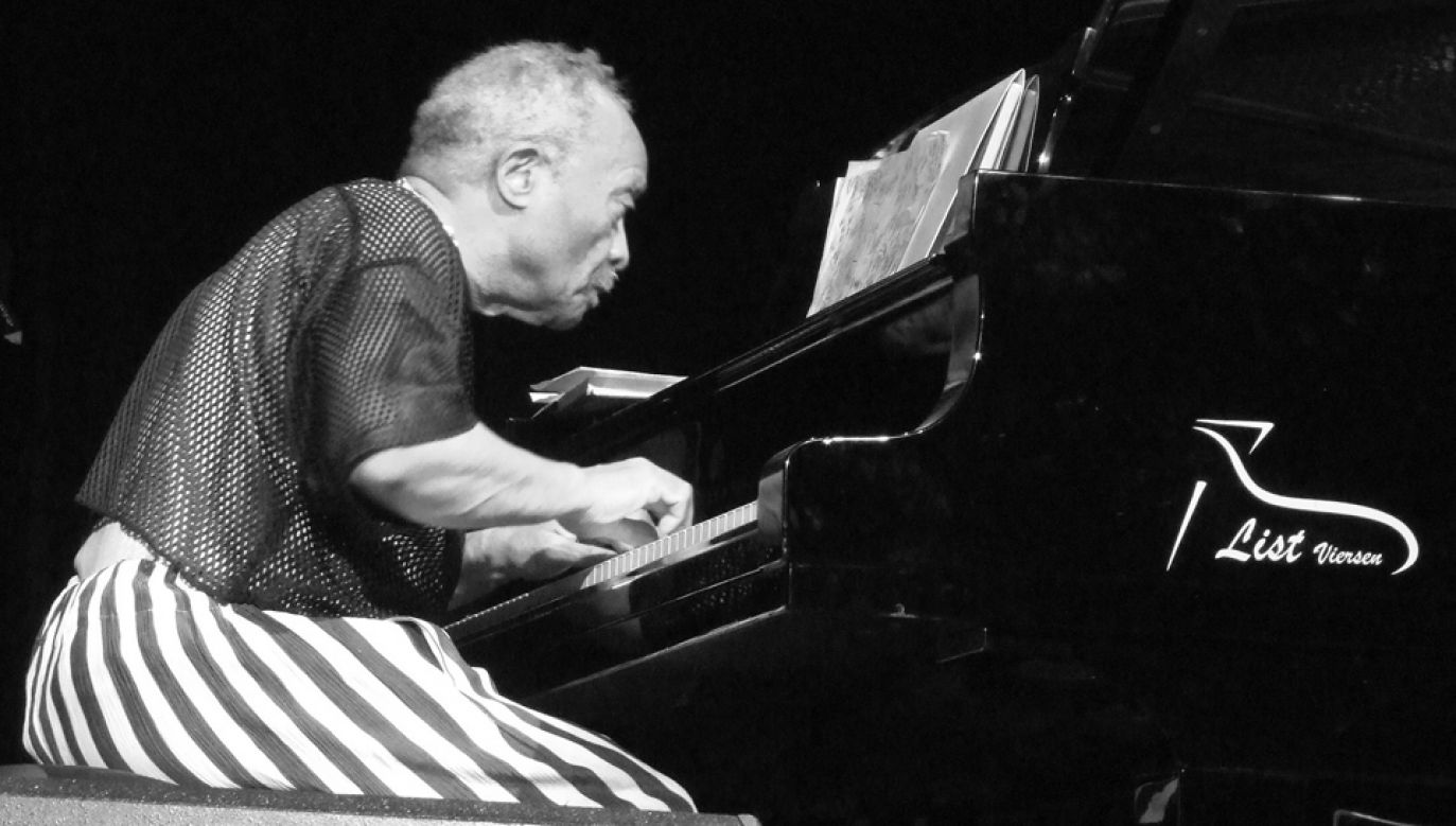 Cecil Taylor (fot. Wikimedia Commons/andynew)