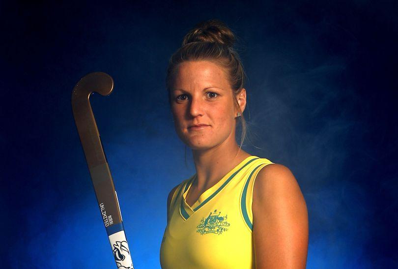 Kobie McGurk z reprezentacji Aiustralii (fot. Getty Images)