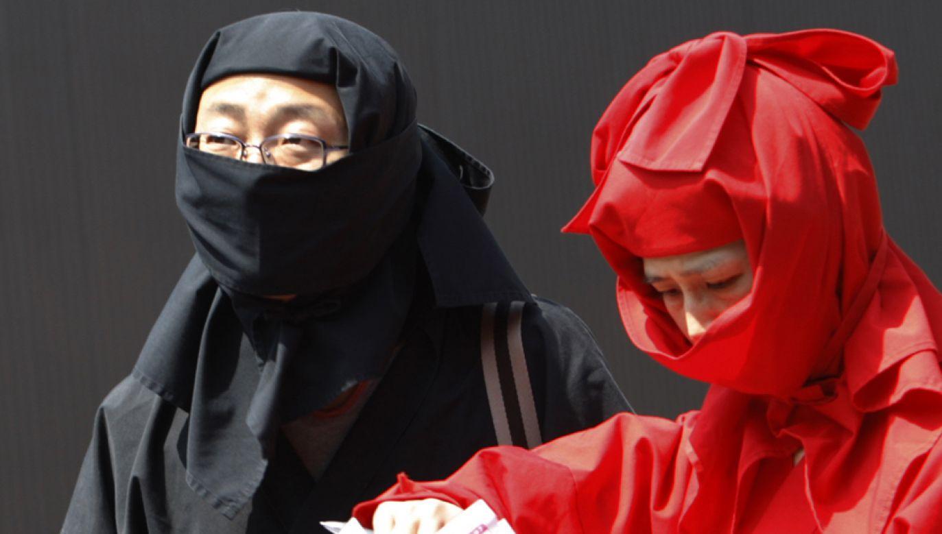 Włamywacz wyjaśnił, że nie lubi pracować, a dzięki kradzieży mógł szybko zdobyć pieniądze (fot. REUTERS/Kim Kyung-Hoon)