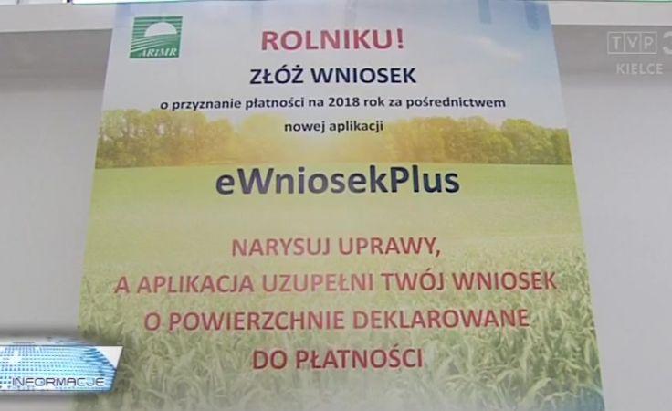 E-wniosek, dla rolników
